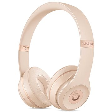 Beats Solo3 Wireless - Matte Gold (MR3Y2ZM/A)