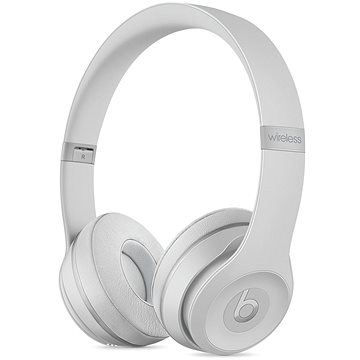 Beats Solo3 Wireless - matně stříbrná (MR3T2ZM/A)