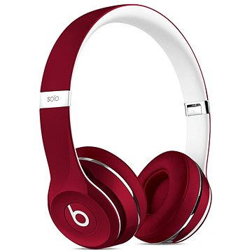 Beats Solo2 Luxe Edition - Red (ml9g2zm/a)