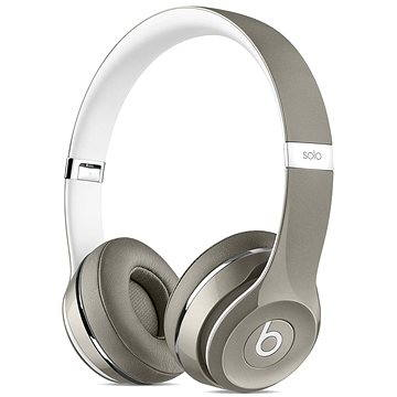 Beats Solo2 Luxe Edition - Silver (mla42zm/a)
