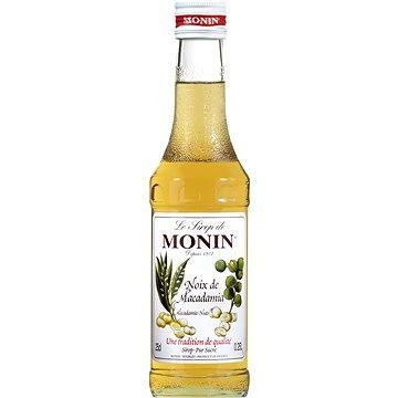 Monin Makadamový oříšek 0.25l (3052910019501)