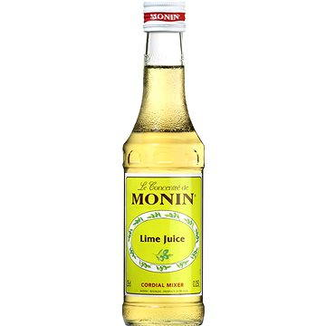 Monin Lime Juice 0.25l (3052911117770)
