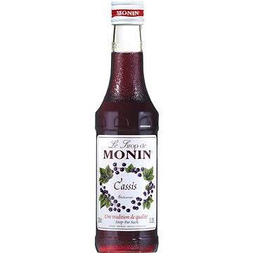 Monin Rybíz černý 0.25l (3052910013684)