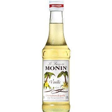 Monin Vanilka 0.25l (3052910013776)