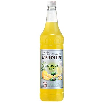 MONIN LEMONADE MIX 1 L PET (3052911208850)