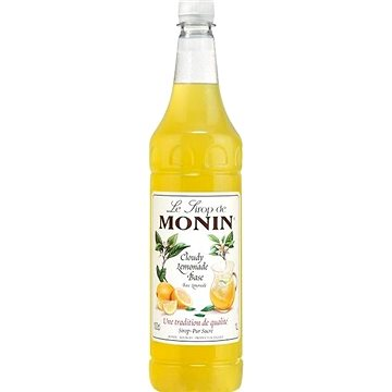MONIN CLOUDY LEMONADE 1 L PET (3052911215780)
