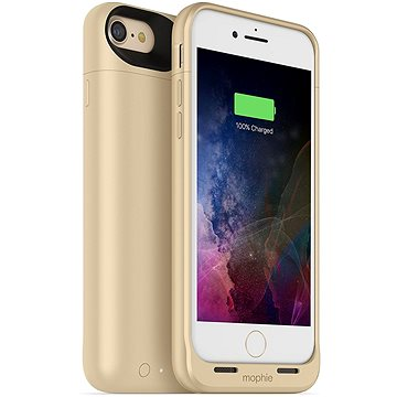 Mophie Charging Case Juice Pack Air iPhone 7 gold (3968_JPA-IP7-GLD-I)