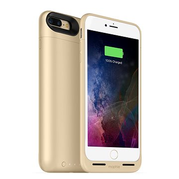 Mophie Charging Case Juice Pack Air iPhone 7+ gold (3973_JPA-IP7P-GLD-I)