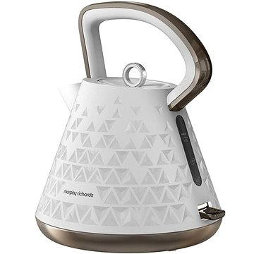 Morphy Richards konvice retro Prism White (MR-108102)