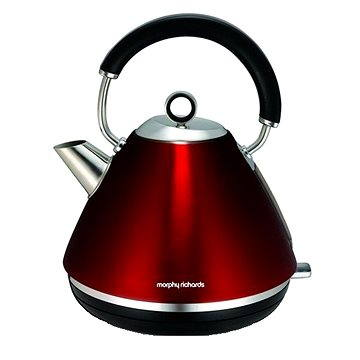 Morphy Richards konvice Accents retro Red (MR-102004)