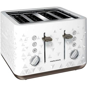 Morphy Richards Prism White 248102