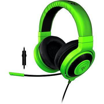 Razer Kraken Green 2015 (RZ04-01380200-R3M1) + ZDARMA Elektronický časopis LEVEL - 275