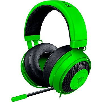 Razer Kraken Pro V2 Green (RZ04-02050300-R3M1) + ZDARMA Elektronický časopis LEVEL - 275