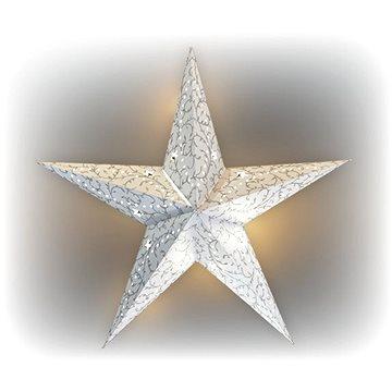 Marimex Hvězda svítící LED papírová (18000091)