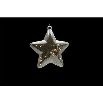 Marimex Decor Crystal Mini hvězda (18000322)