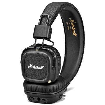 Marshall Major II Bluetooth - Black (MAJOR II BT)