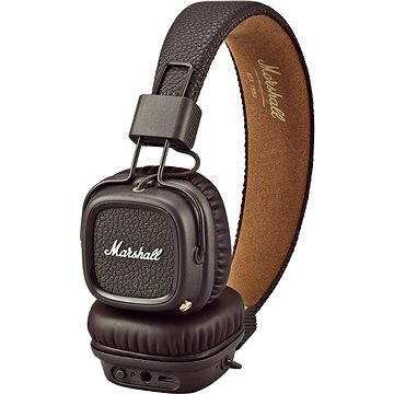 Marshall Major II Bluetooth - Brown (MAJOR II BT BROWN)