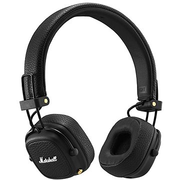 Marshall Major III Bluetooth černá (04092186)