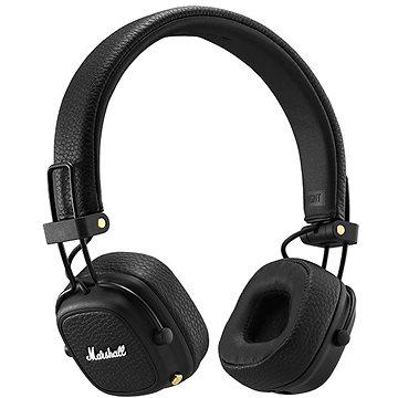 Marshall Major III Bluetooth černá (M MAJORIII-BT-BLK)