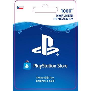 PlayStation Store - Kredit 1000 Kč - CZ (PS719894032)