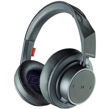 Plantronics Backbeat GO 600 stereo šedá (211393-99)
