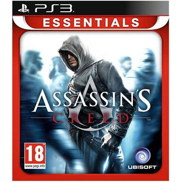 Assassins Creed (Essentials Edition) - PS3 (3307215658918)