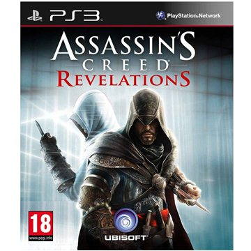 Assassins Creed: Revelations - PS3 (3307215694169)