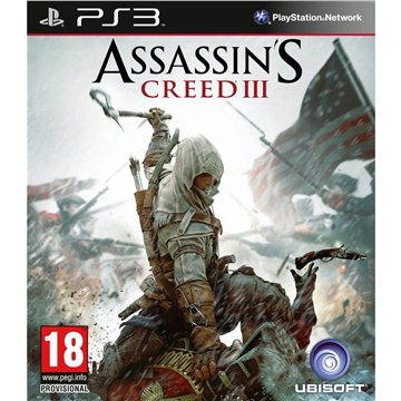 Assassins Creed III - PS3 (3307215779842)