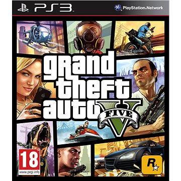 Grand Theft Auto V - PS3 (5026555410229)
