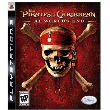 Pirates of the Caribbean At Worlds End - PS3 (8717418124243)