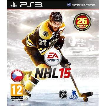 NHL 15 CZ - PS3 (C0038387)