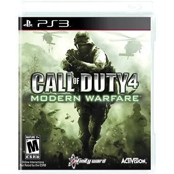 Call of Duty: Modern Warfare - PS3 (82249UK)