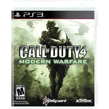 Call of Duty: Modern Warfare - PS3 (C1505172)