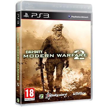 Call of Duty: Modern Warfare 2 - PS3 (84271UK)