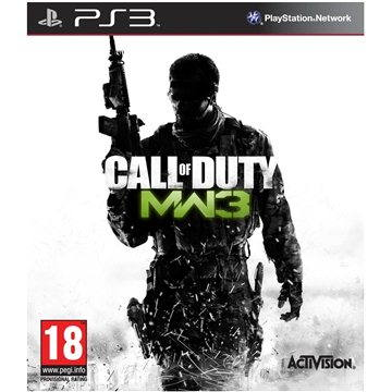 Call of Duty: Modern Warfare 3 - PS3 (84205UK)