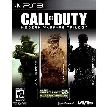 Call of Duty: Modern Warfare Trilogy - PS3 (C1522272)