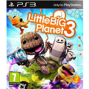 Little Big Planet 3 - PS3 (PS719443919)