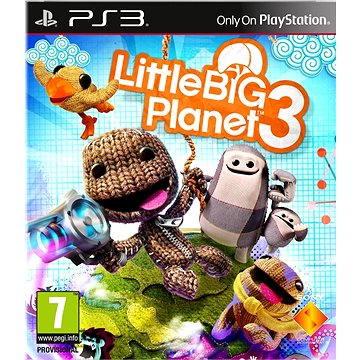 LittleBigPlanet 3 - PS3 (PS719443919)