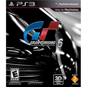 Gran Turismo 6 CZ - PS3 (PS719248873)