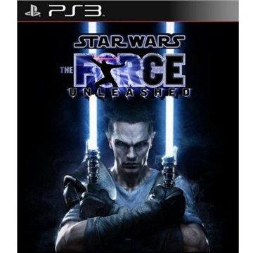 Star Wars: The Force Unleashed II - PS3 (8717418409531)