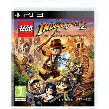 LEGO Indiana Jones 2: The Adventure continues - PS3