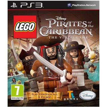 LEGO Pirates of the Caribbean - PS3 (8717418392758)