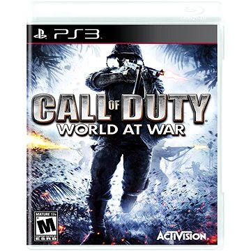 Call Of Duty 5: World At War - PS3 (C1505170)