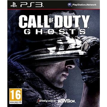 Call Of Duty: Ghosts - PS3 (84677EM)