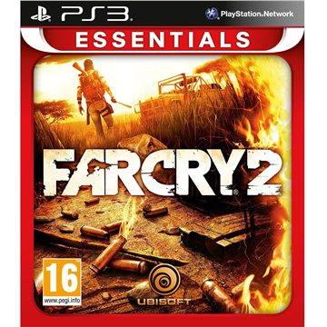 Far Cry 2 (Essentials Edition) - PS3 (3307215659762)