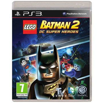 LEGO Batman 2: DC Super Heroes - PS3 (5051892110563)