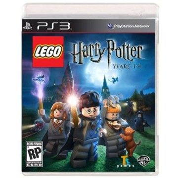 LEGO Harry Potter: Years 1-4 - PS3 (5051895229965)