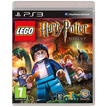 Lego Harry Potter: Years 5-7 - PS3 (5051892122924)