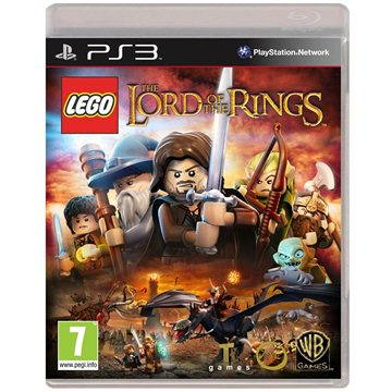 LEGO Lord of The Rings - PS3 (5051892116251)