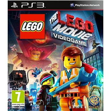 LEGO Movie Videogame - PS3 (5051892190022)
